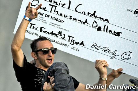 Daniel Cardone - 2008 Trifecta