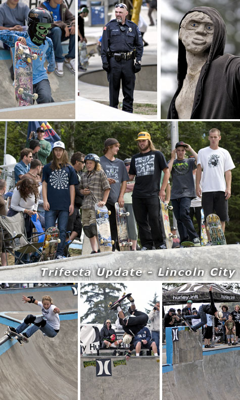 Trifecta Update - Lincloln City