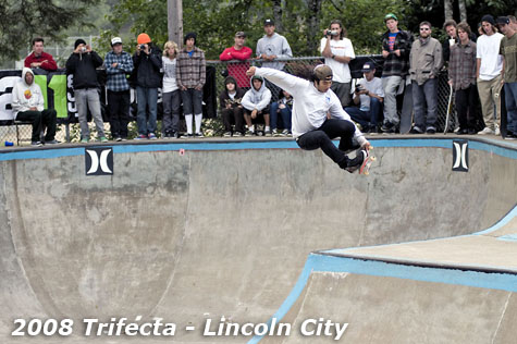 2008 Trifecta - Lincoln City