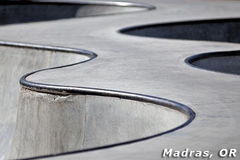 Madras, Oregon Skatepark