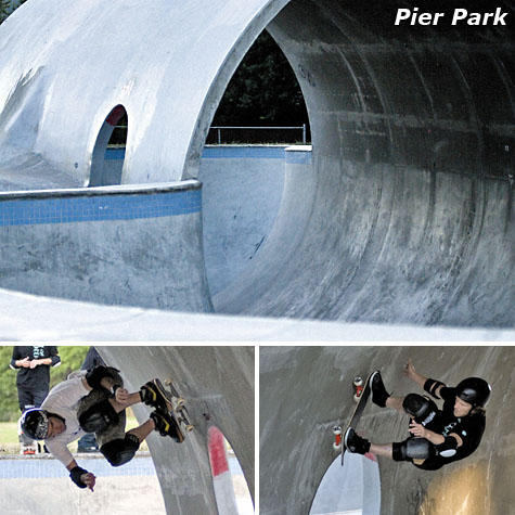 Chris Miller and Andy Macdonal @ Pier Park