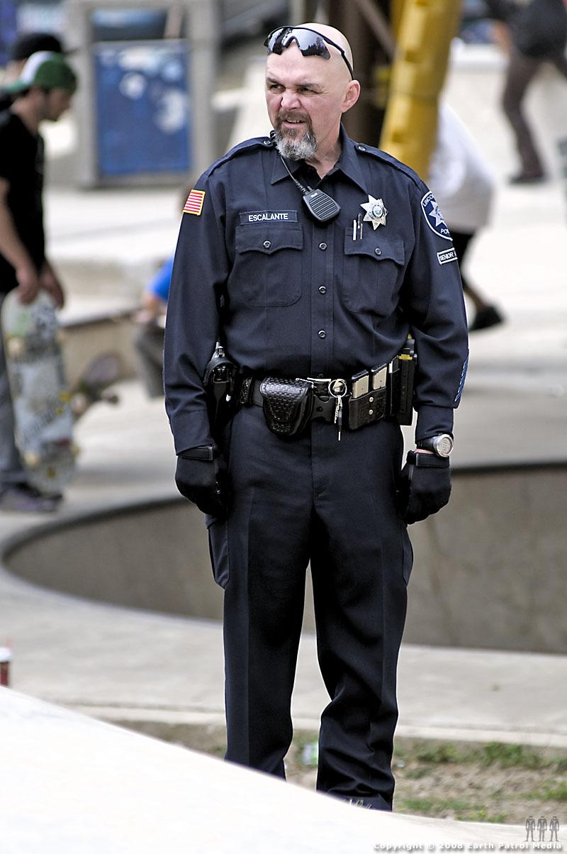 Officer Escalante - Lincoln City