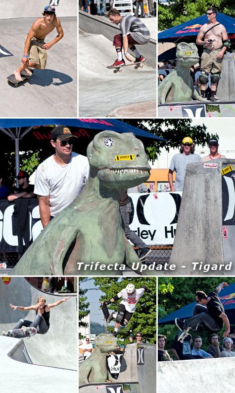 Tigard - Julie, Buck and Daniel