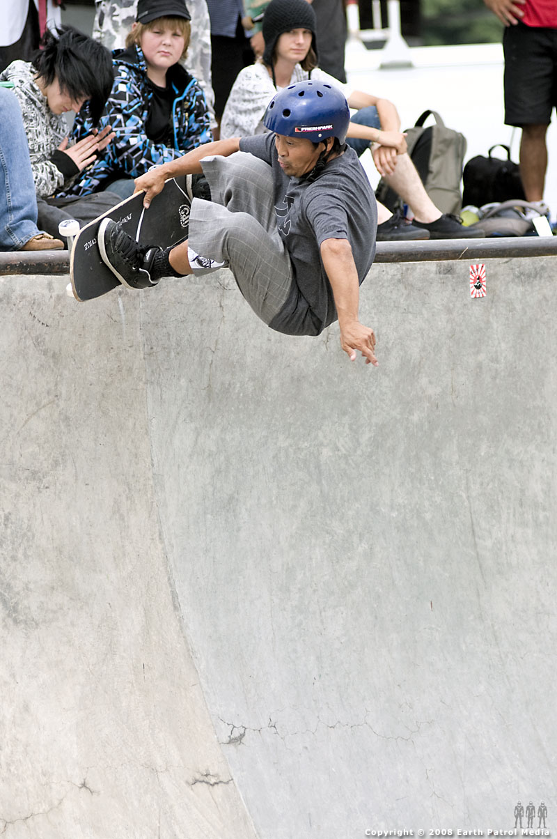 Wally - FS Air @ Battle Ground