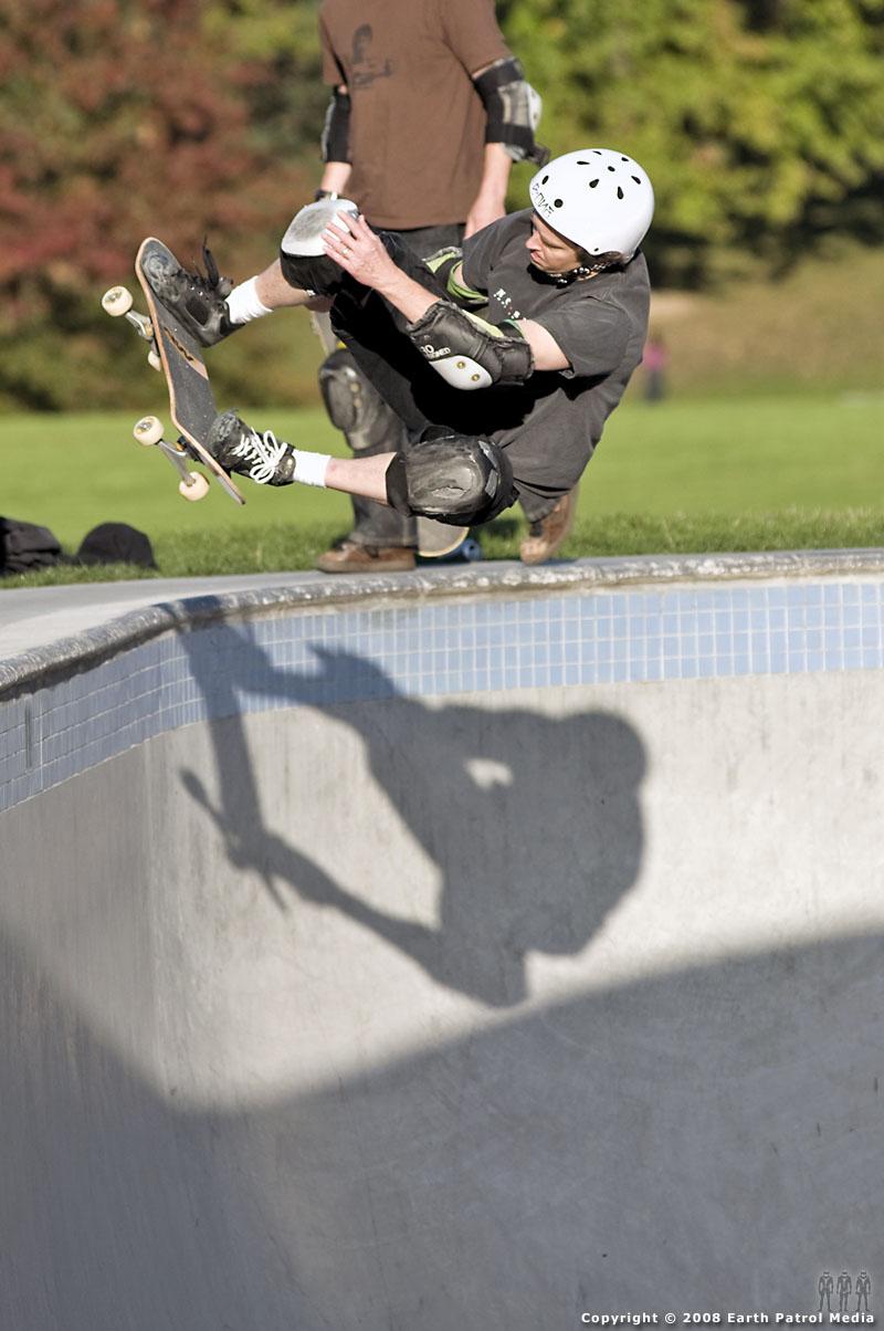 Morris - FS Ollie @ Pier Park