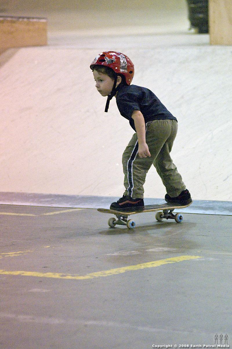 Jack - Skating along @ DoS