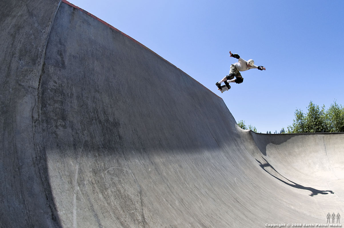 Josef - Ollie to Nose Pick @ Newberg
