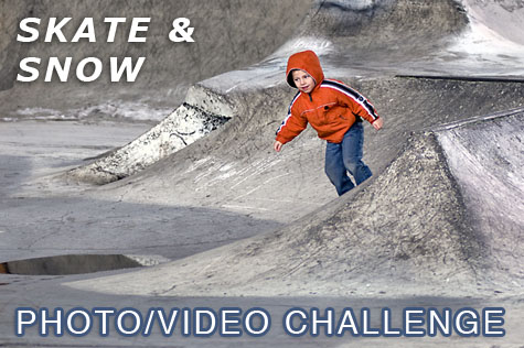 Snow Kooks - Earth Patrol Network Skate & Snow Challenge