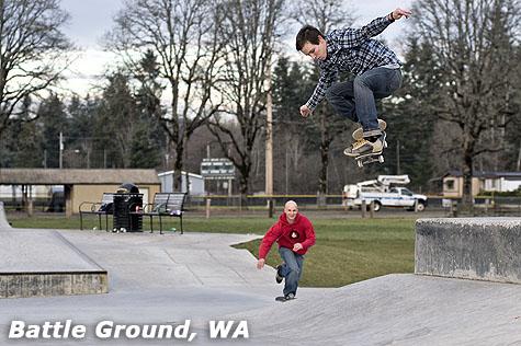 Hip to It, Dude - Kyle @ Battle Ground