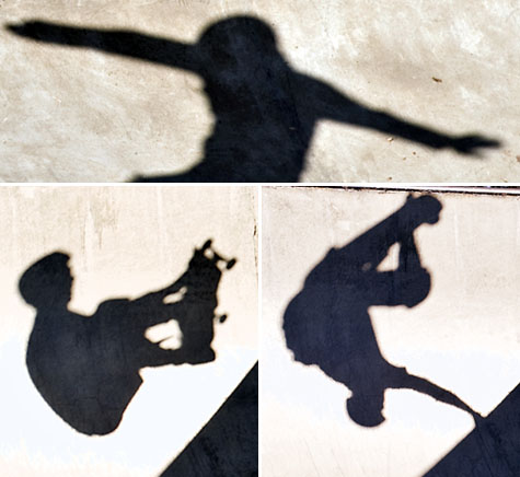 Skate Shadows @ Newberg