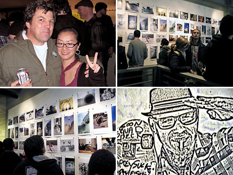 BK Art Show - Renegades and Role Models