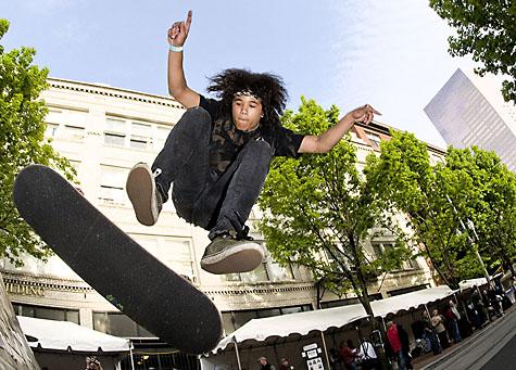Cal Skate on VIMBY