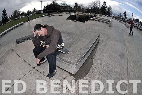 Grover @ Ed Benedict