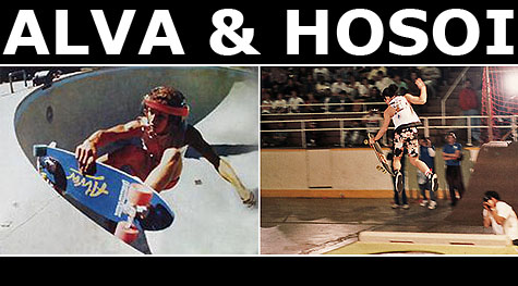 Tony Alva & Chrisitan Hosoi Autograph Signing at Vans Lloyd Center