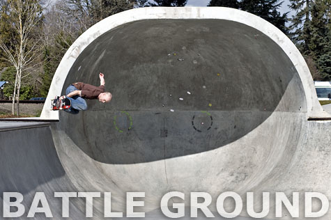 Battle Ground Skatepark