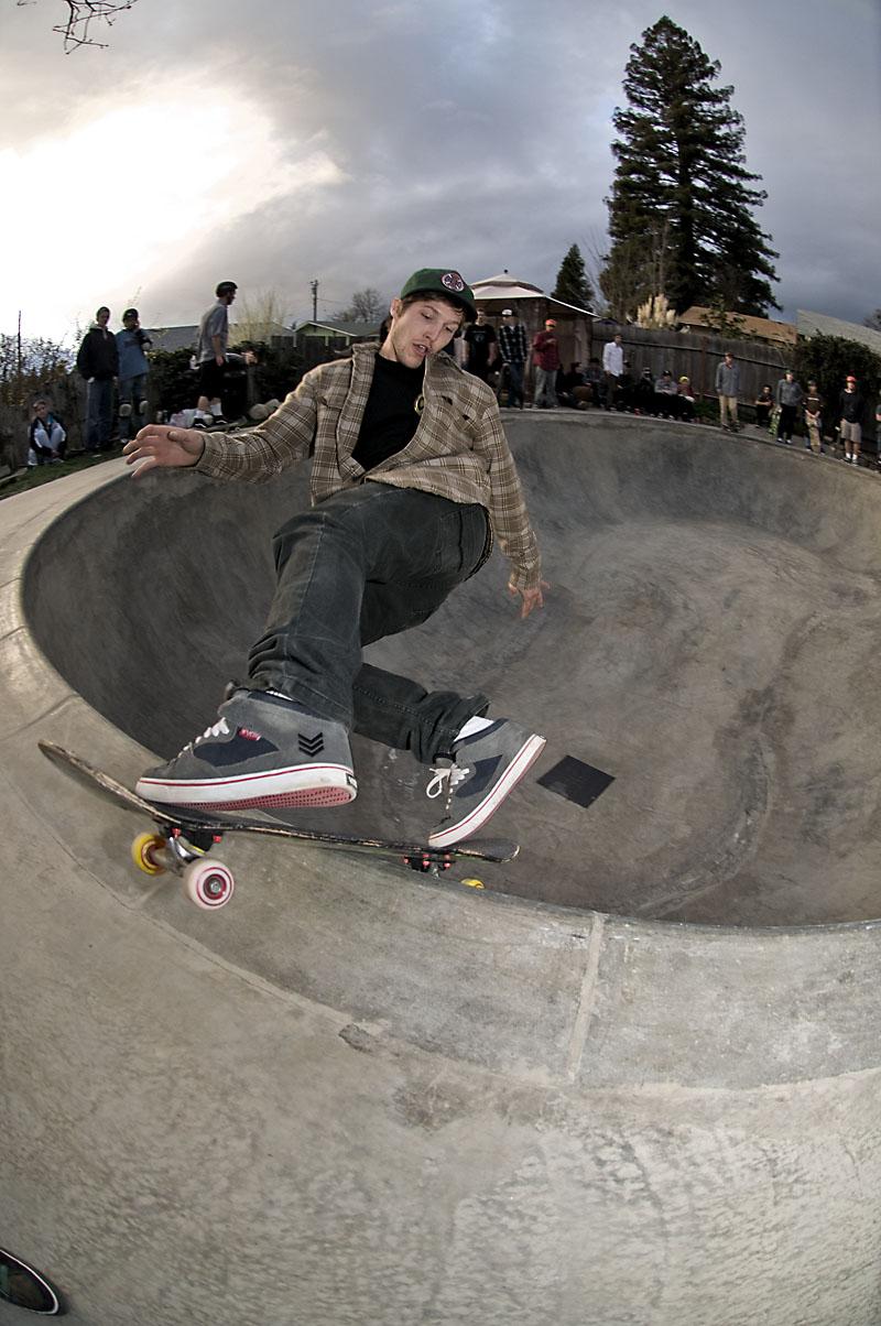 Brice - FS Rock Slide @ Matt's Bowl