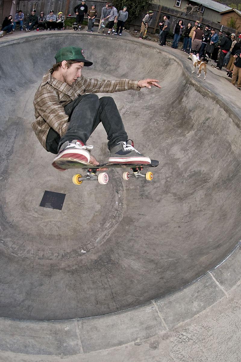 Brice - Stalefish @ Matt's Bowl