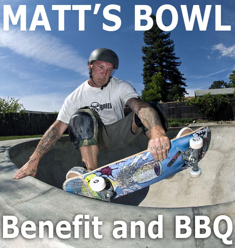 Matt's BBQ Benefit