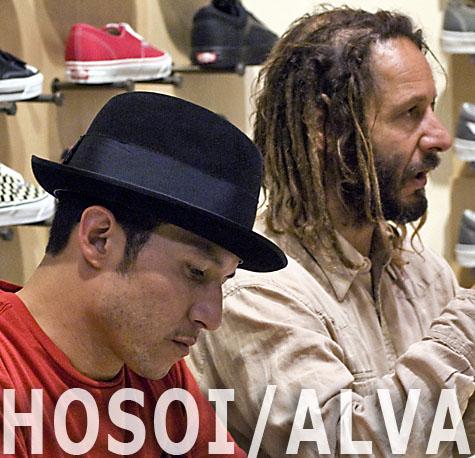 Christian Hosoi and Tony Alva - Vans Store Opening Portland