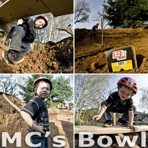 Inspector Jack @ MC's Bowl