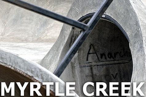 Myrtle Creek Skatepark - Myrtle Creek, OR