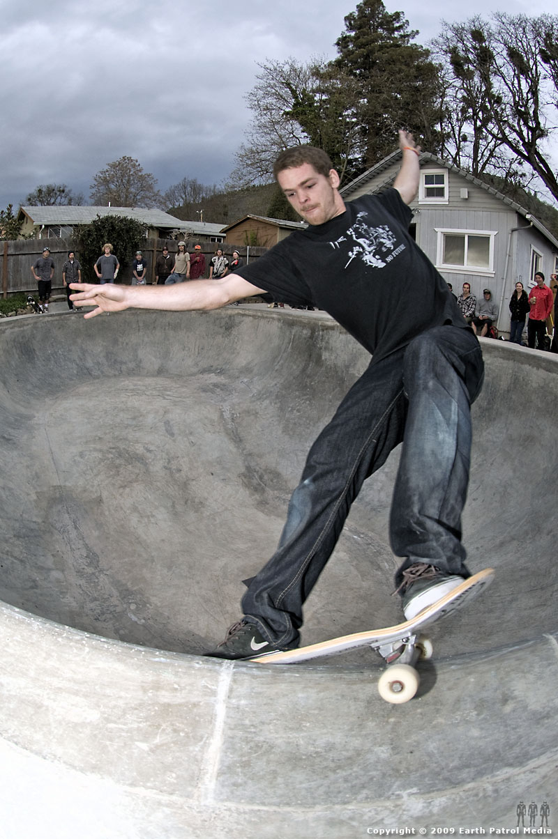 Shane - FS Smith @ Matt's Bowl