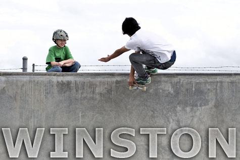 Winston Skatepark - Winston, Oregon