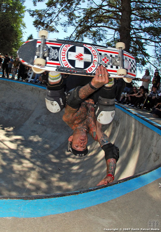 Duane Peters - Invert @ Lincoln City