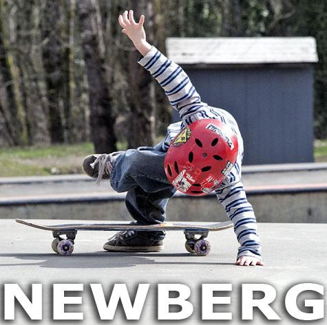 Jack Grover @ Newberg