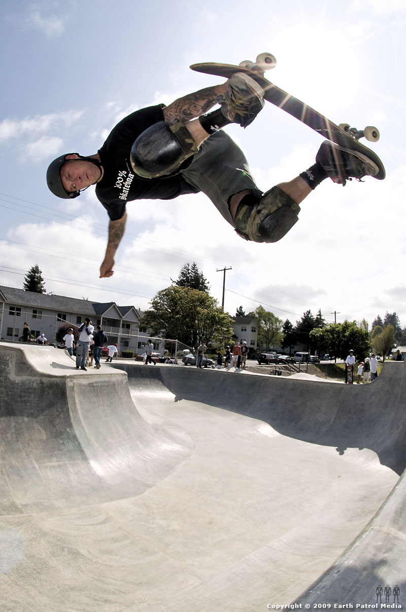 Matt - BS Air @ Coos Bay