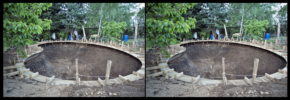 Pre-Rebar - Deep to Shallow @ MC Bowl