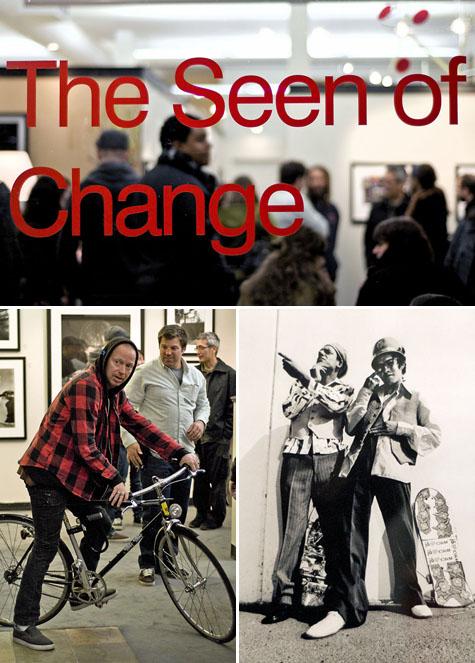 Seen of Change @ The Artery - Portland, Oregon