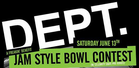Bowl Benefit @ D.o.S., Saturday, July 13, 2009