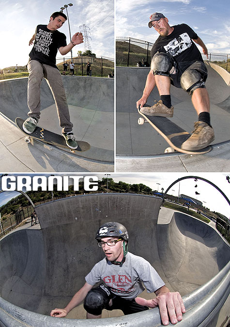 Foto-Friday for June 26, 2009 - Granite Skatepark, Sacramento, California