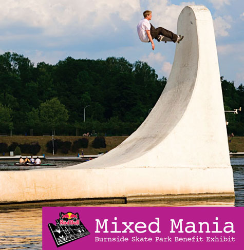 Mixed Mania: Benefit for the Burnside Project - Portland, Oregon