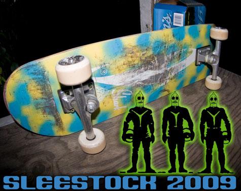 Sleestock 2009 @ Hood River Skatepark