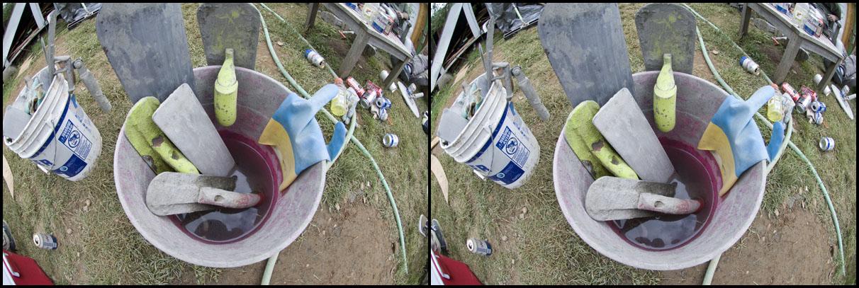 Trowel's in Buckets @ MC's Bowl
