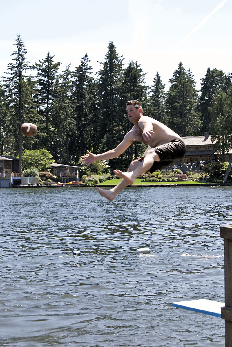 Grover - Hurdle Catch @ Lake-O