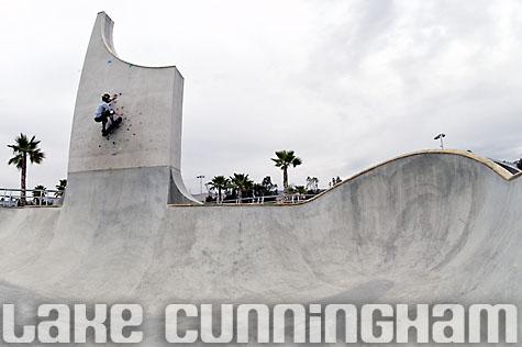Lake Cunningham Skatepark - San Jose, CA