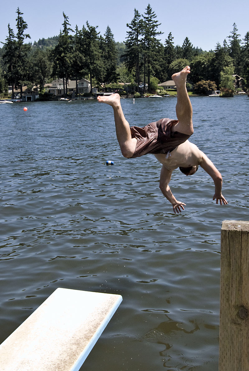 Shawn - Frog Style @ Lake-O