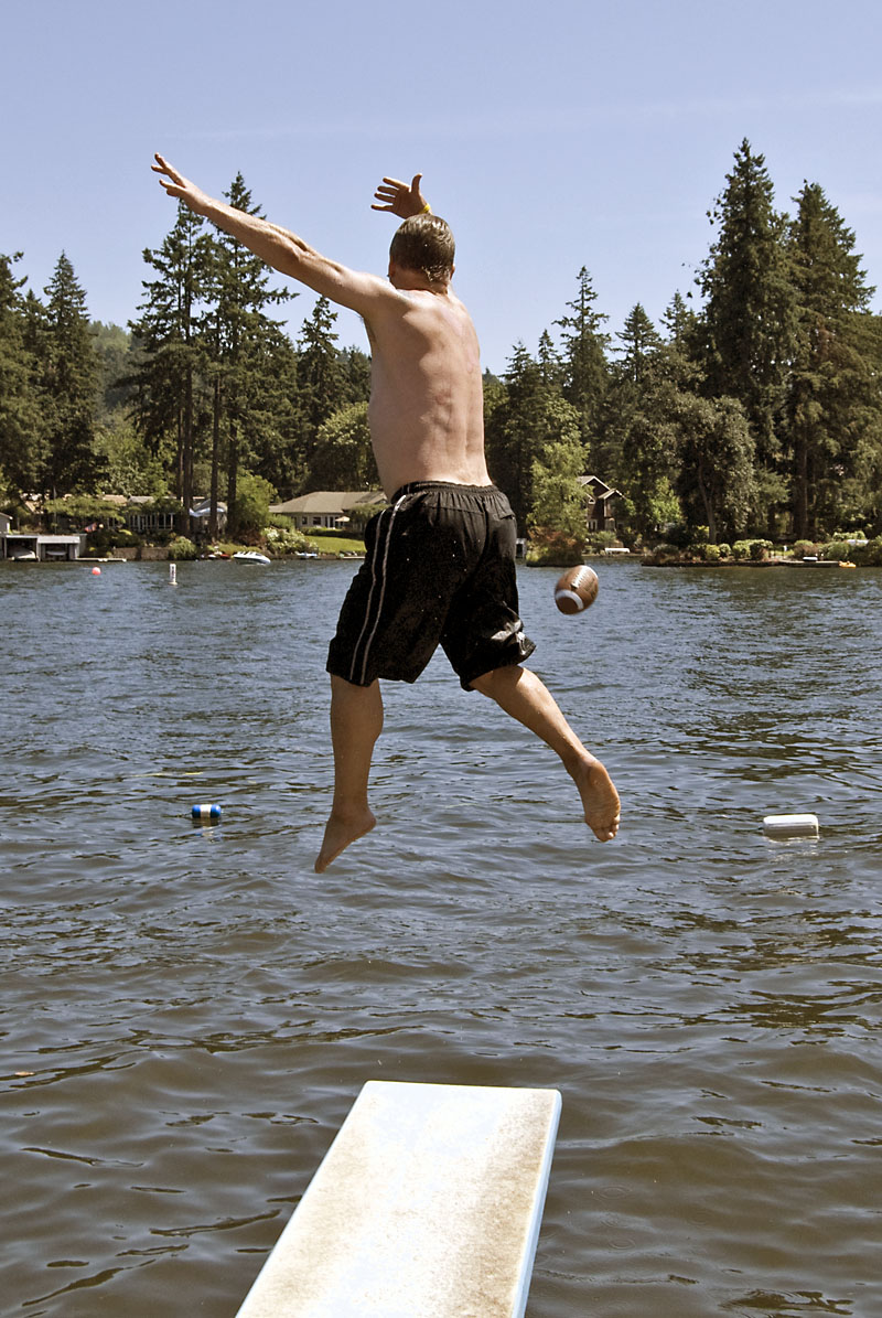 Steve B. - Ballet on the Board @ Lake-O