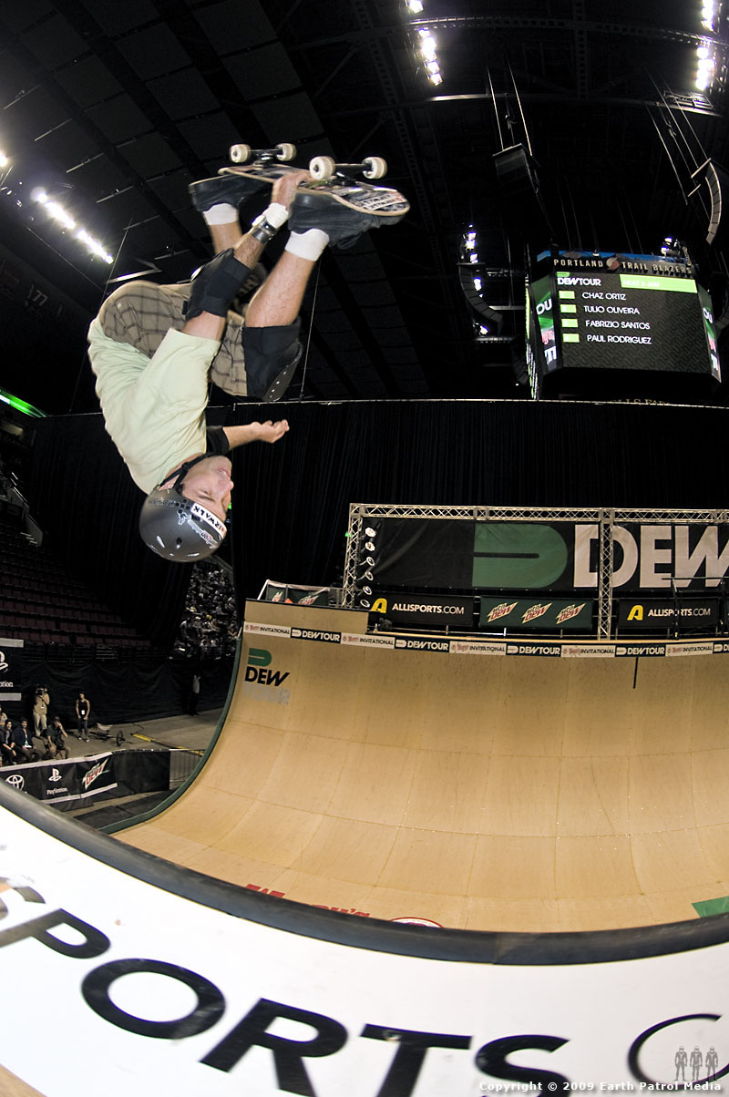 Andy Macdonald - BS Rodeo @ Dew Tour Portland