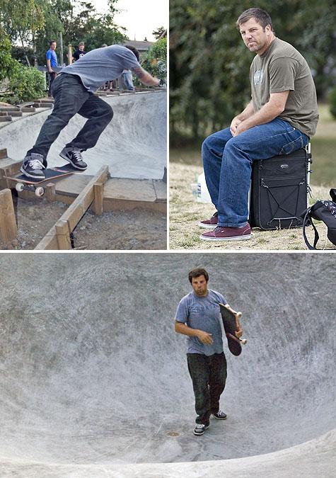 Bryce Kanights - Skate Monk