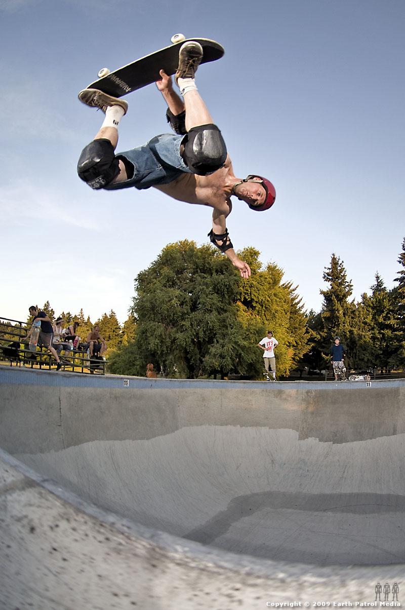 Jeff Taylor - Method Air @ Pier Park