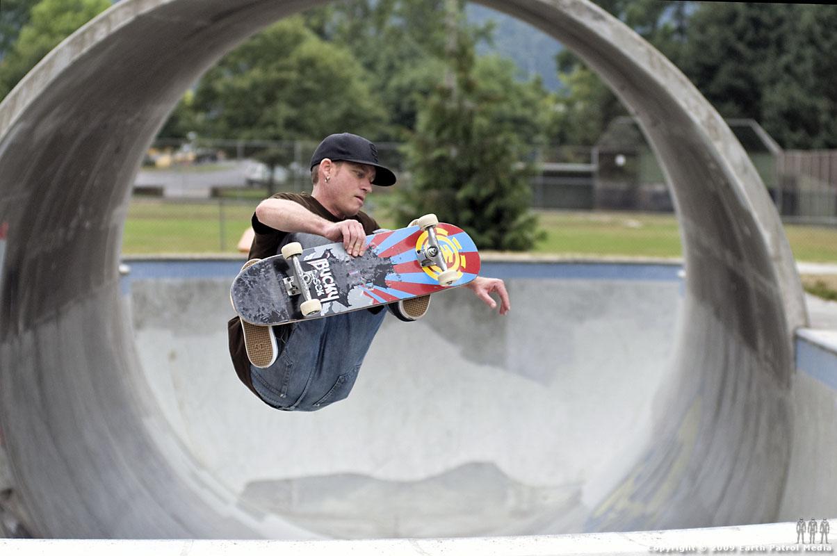 Owen Nieder - FS Air @ Pier Park
