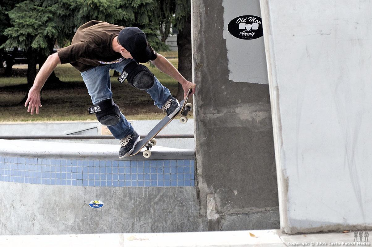 Owen Nieder - Tail Block Hip @ Pier Park