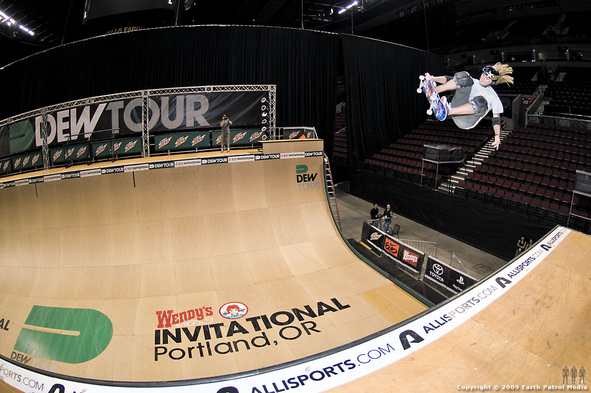 Rob Lorifice - Rodeo @ Dew Tour Portland