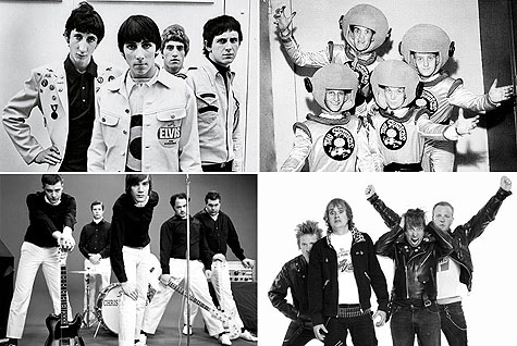 The Who, The Spotnicks, The Hives and Randy - YouTube Tuesday on Earth Patrol