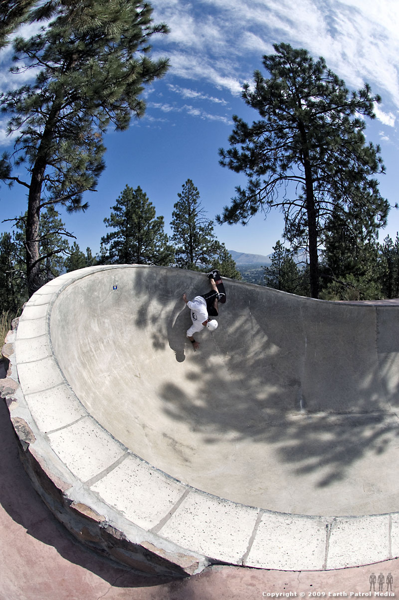 Chris Strople - Bert Grind Clam @ Treasure Bowl