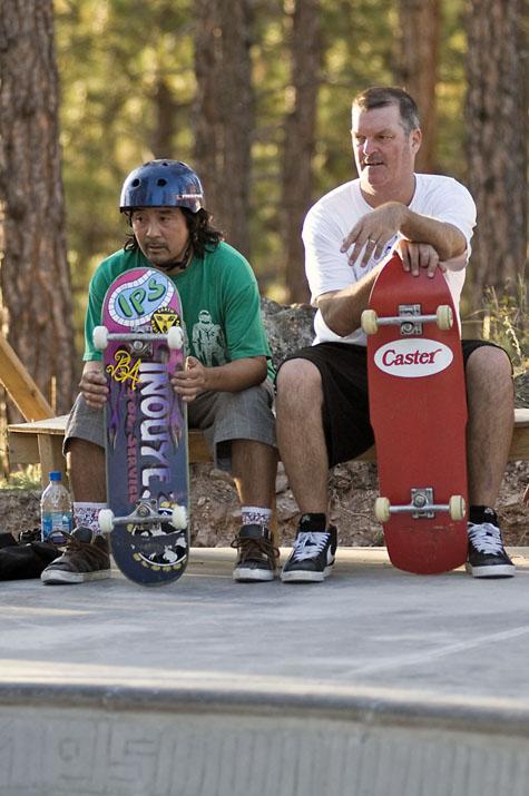 Chris Strople and Wally Inouye - Bass Bowl
